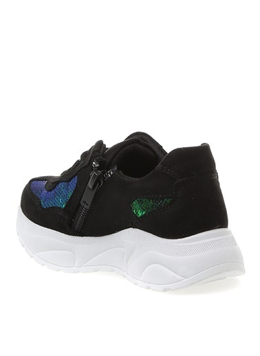 Limon Company Limon Suni Deri Yürüyüş Ayakkabısı Siyah
